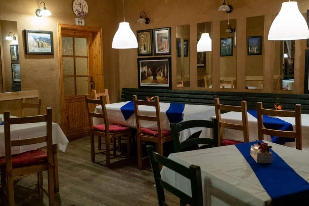 Französisches Restaurant Erfurt