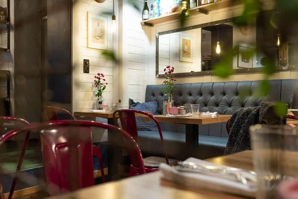 Restaurant Mathilda Erfurt
