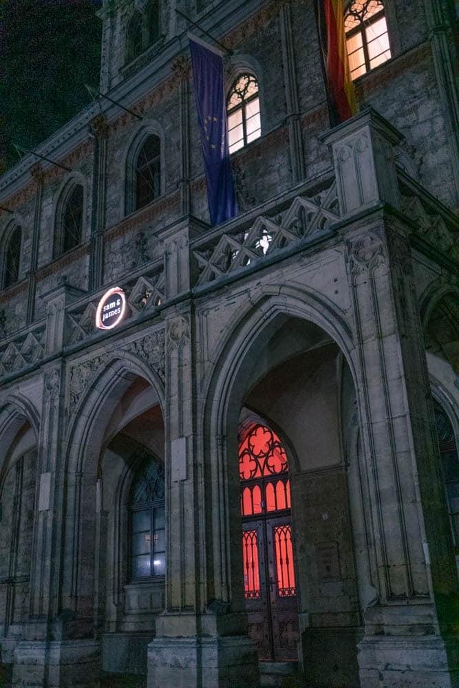 Rathaus Weimar