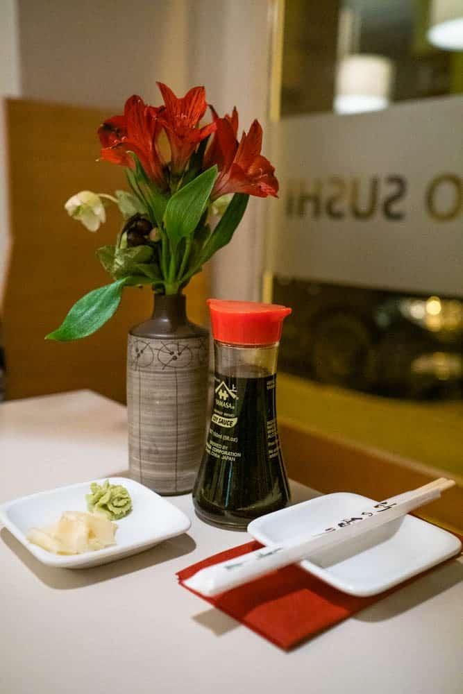 japanisches Restaurant Erfurt
