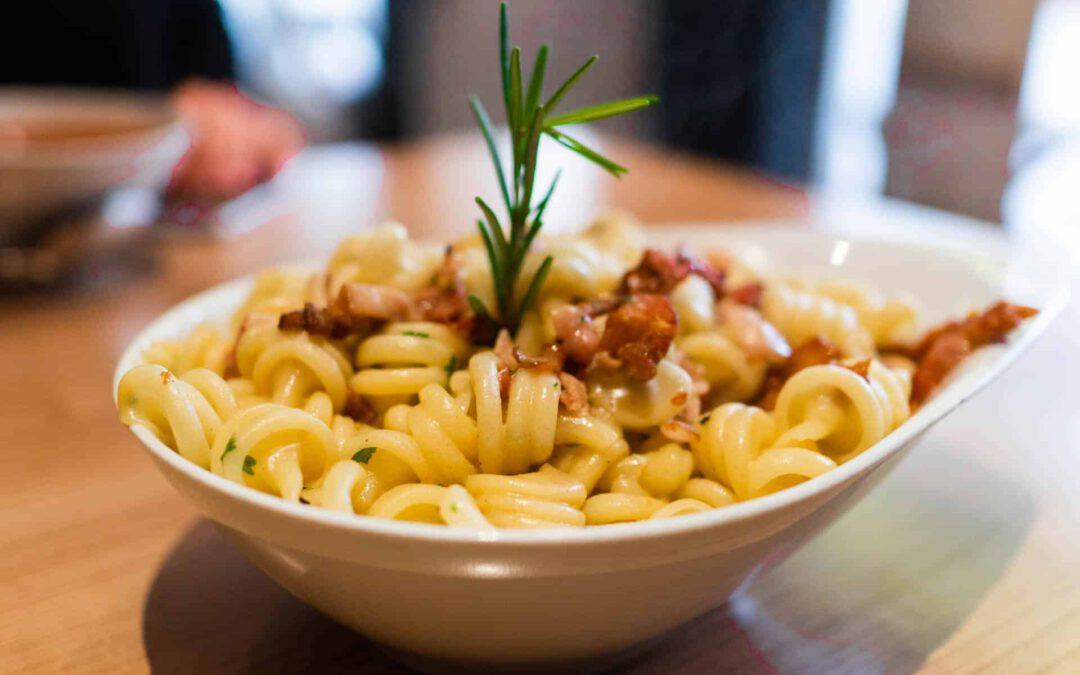 Mittagspause in Erfurt: 3 Restaurants für leckere Pasta zur Mittagszeit