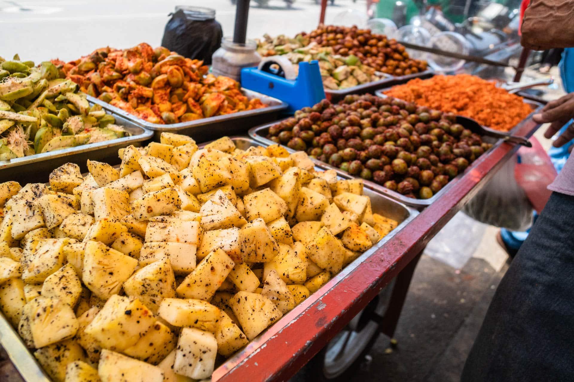 Streetfood Colombo