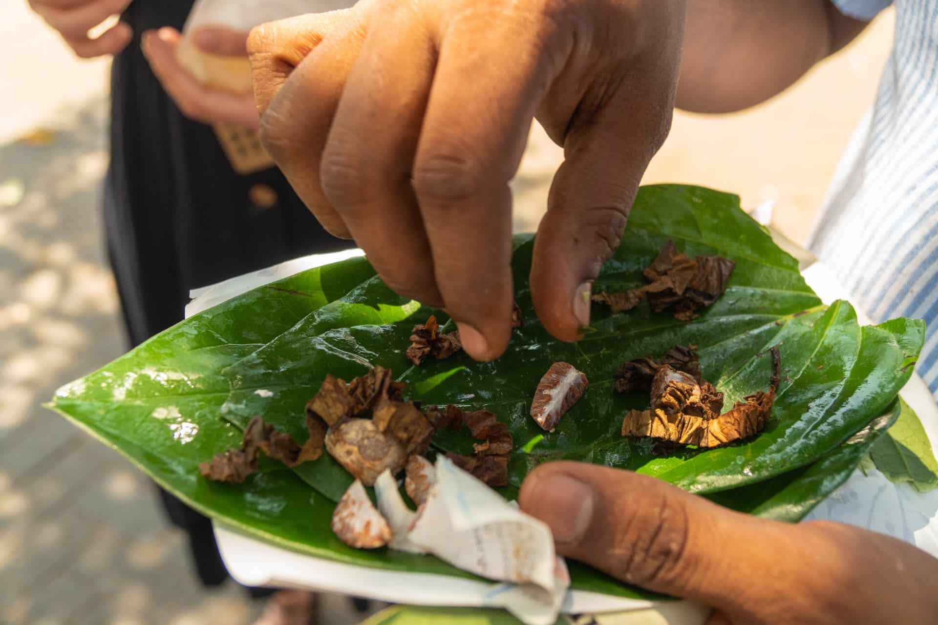 Betle Chew Sri Lanka