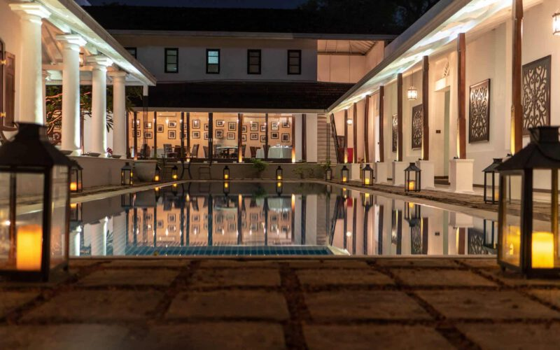 Rare at Residence, Colombo – Wie in einer anderen Welt