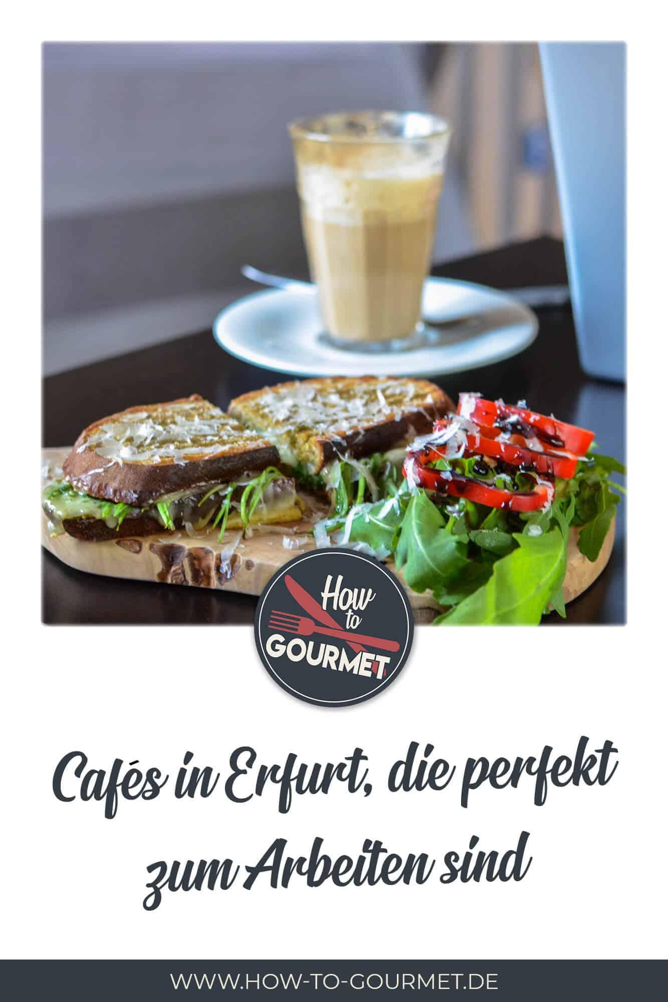 In diesen Erfurter Cafes kannst du gut arbeiten