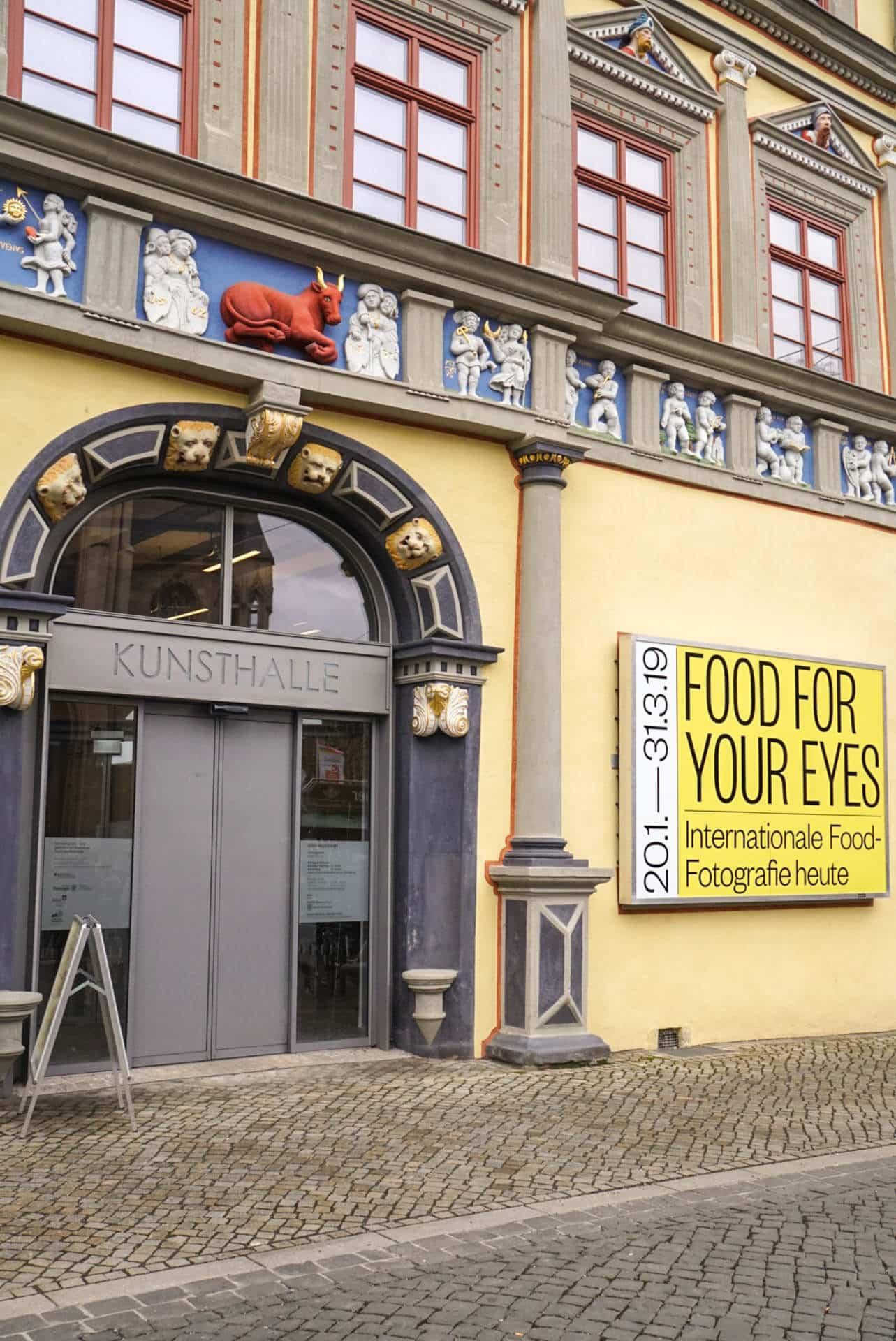 Kunsthalle Erfurt Fischmarkt