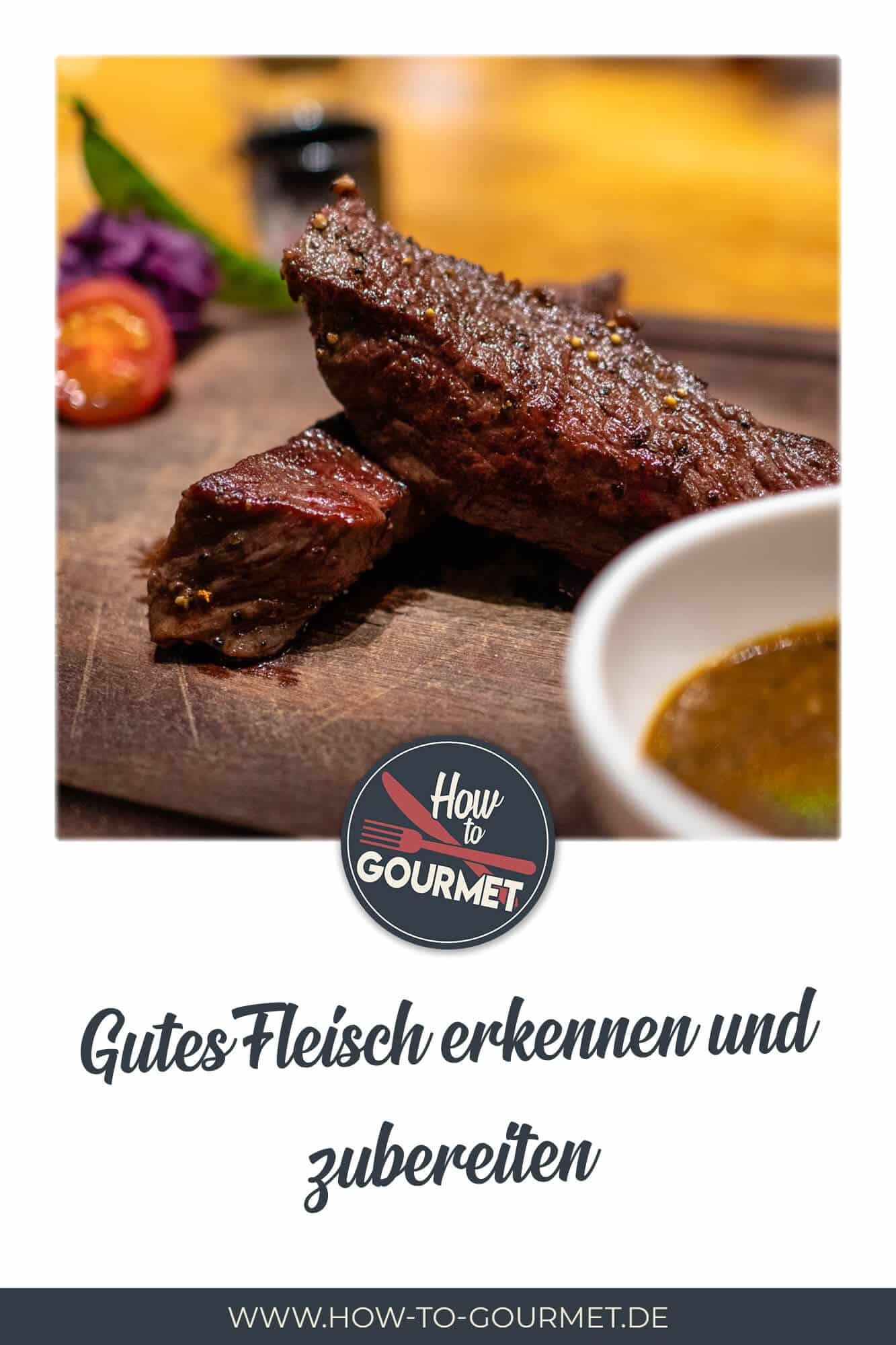 Otto Gourmet gutes Fleisch erkennen und zubereiten