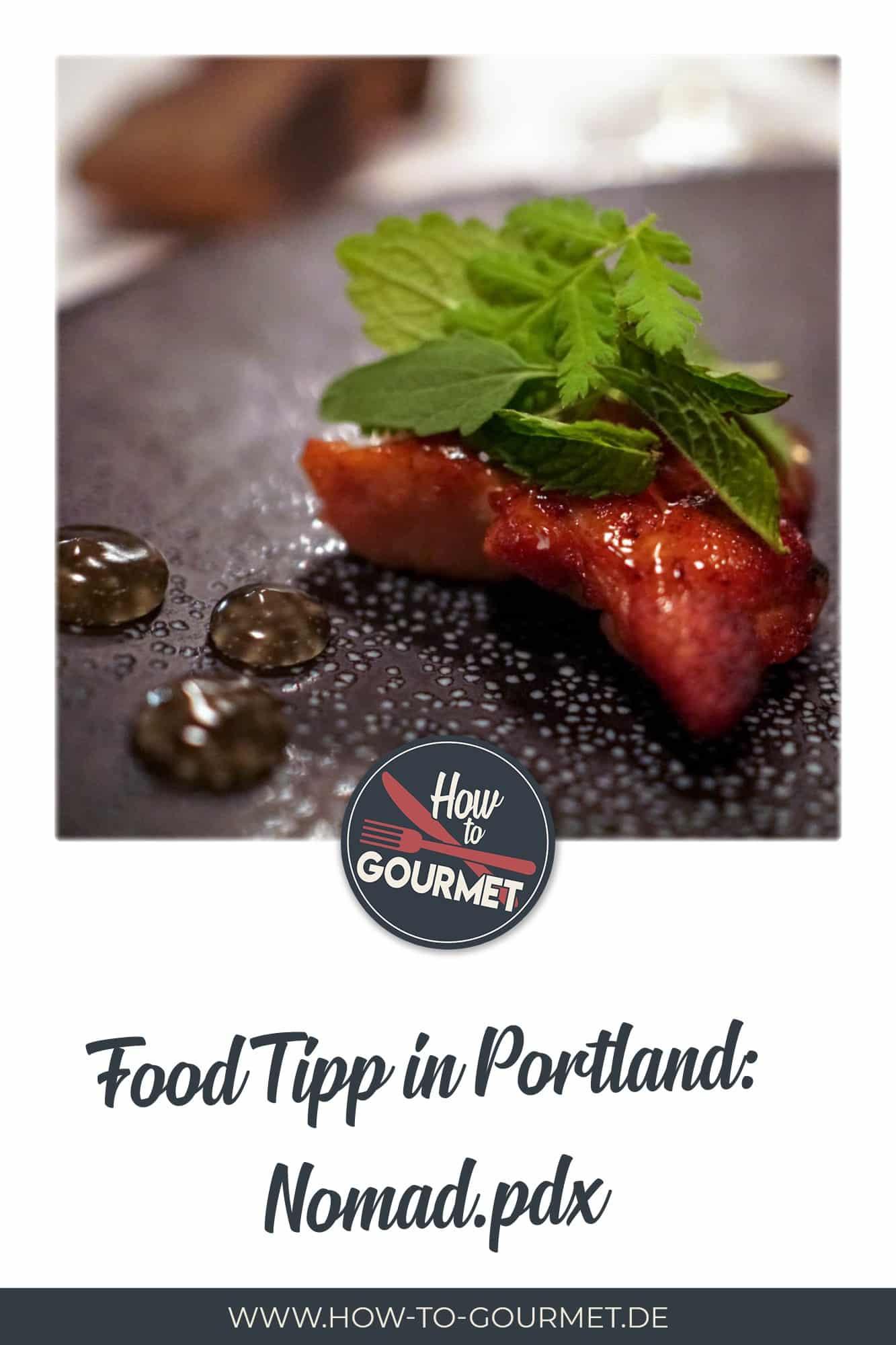 nomad pdx essen gehen in Portland