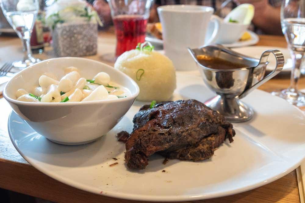 Gutbürgerliche Küche Waltershausen