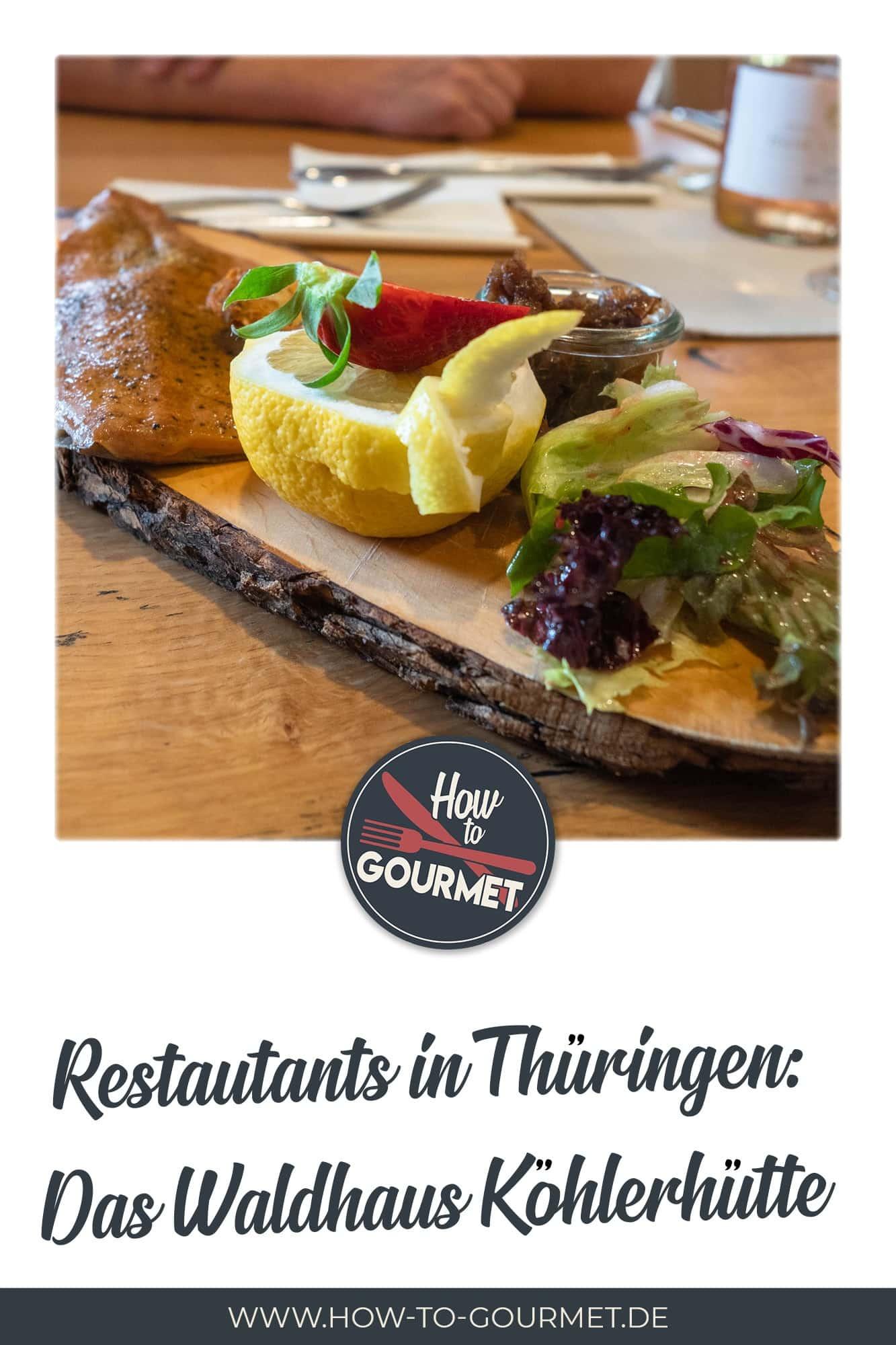Gutes Restaurant für Ausflug in Thüringer Wald