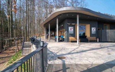 Waldhaus Köhlerhütte, Schmerbach – Ausflug in den Wald