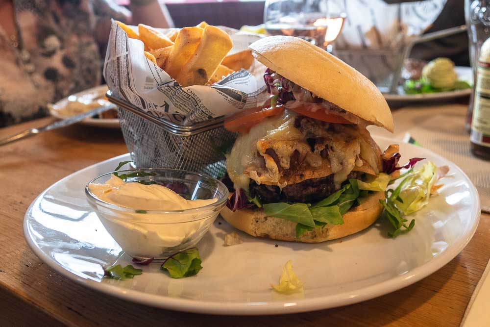 Burger Waltershausen