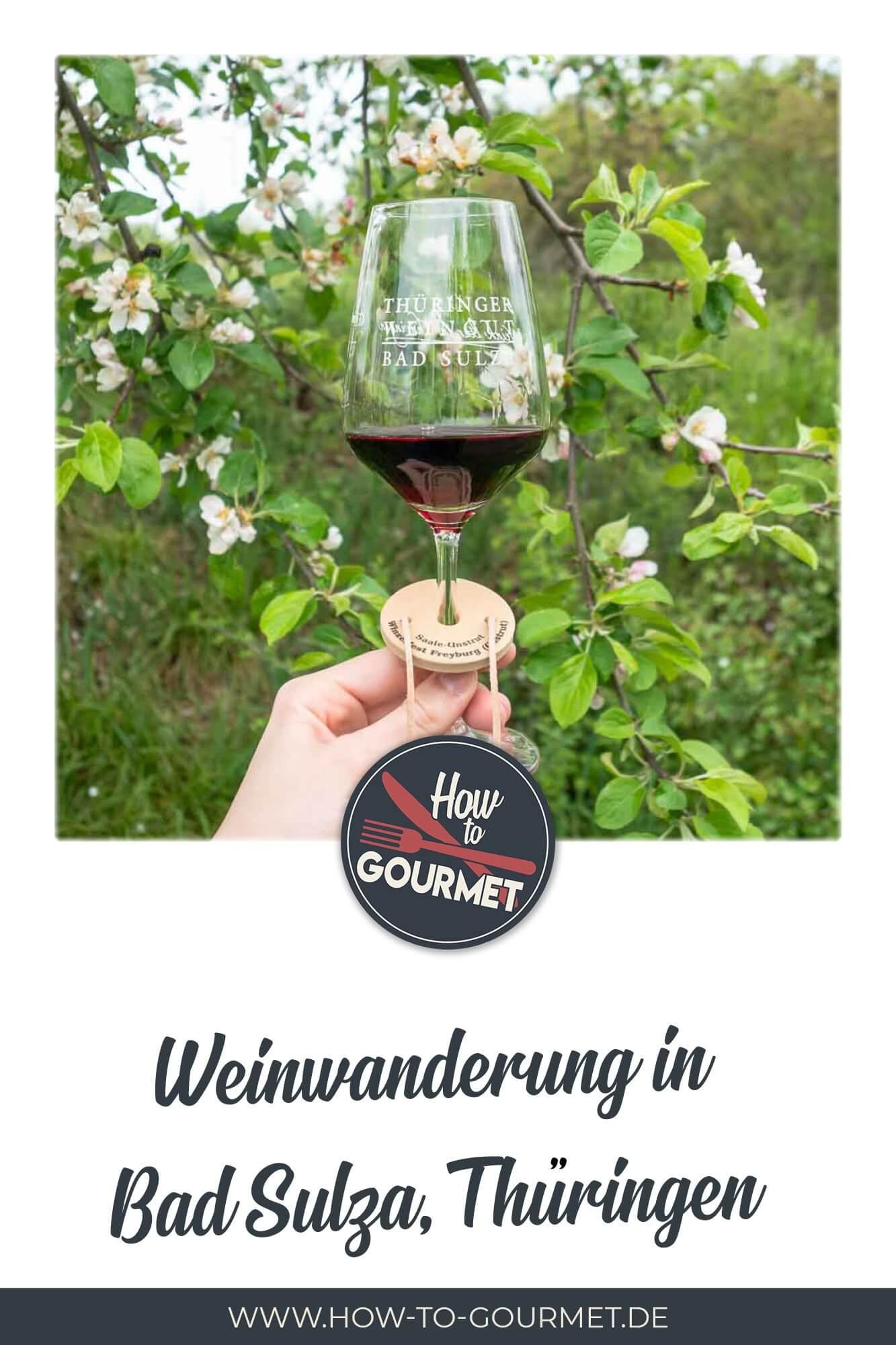Weinwanderung Weingut Bad Sulza