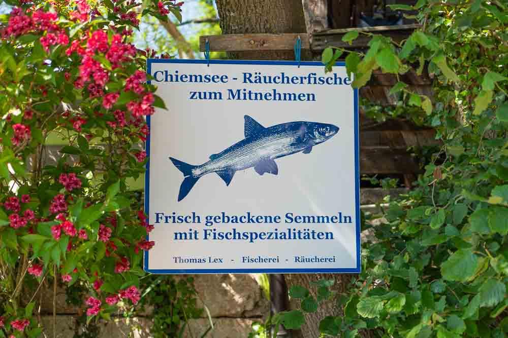 Fischerei Lex am Chiemsee