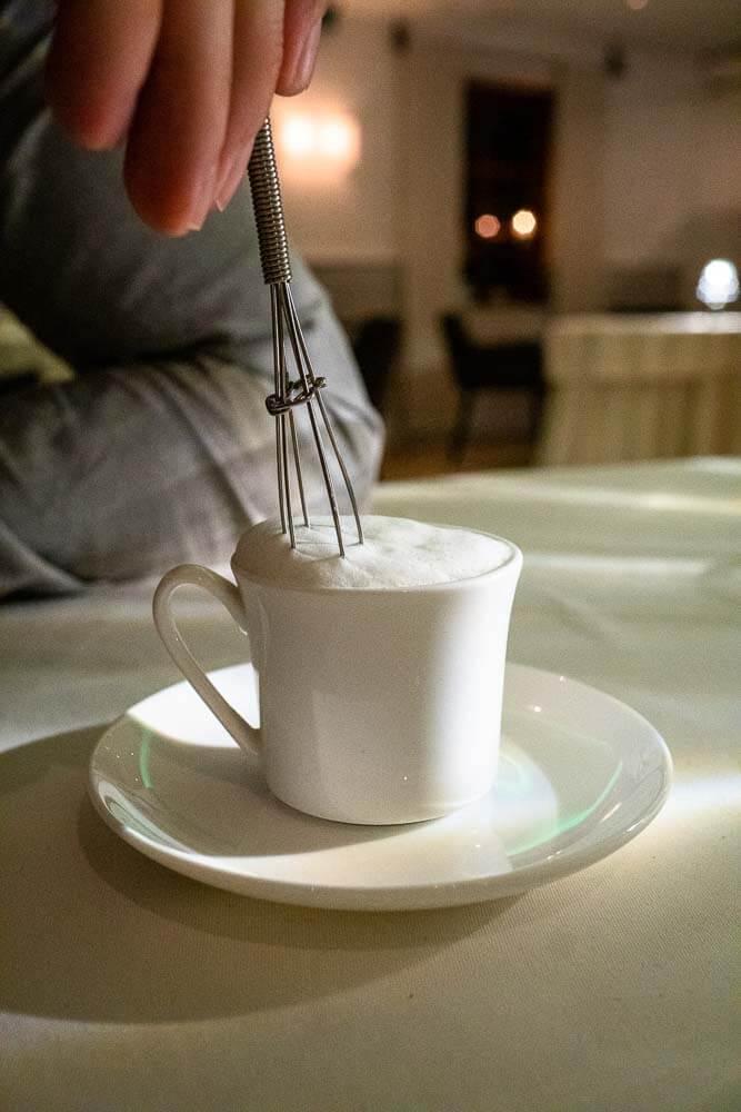 Was ist ein Espresso macchiato?