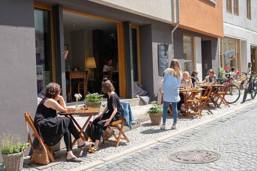 Café Weimar Innenstadt