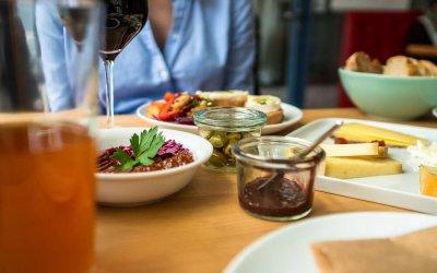 8 Restaurants zum Mittagessen in Erfurt