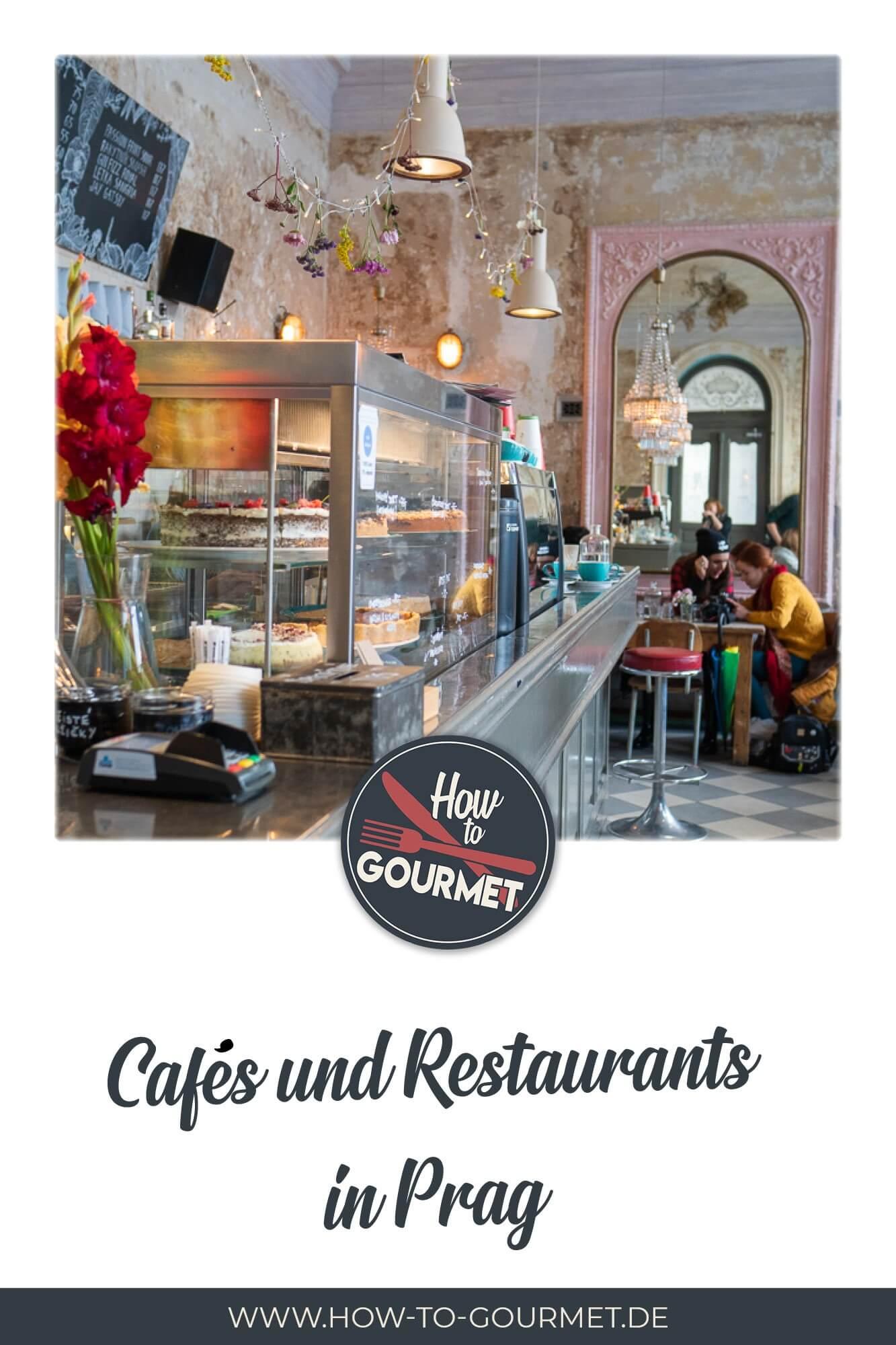 restaurants und cafes in prag