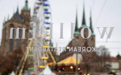 Wollkim, Erfurt – neuer Koreaner am Domplatz