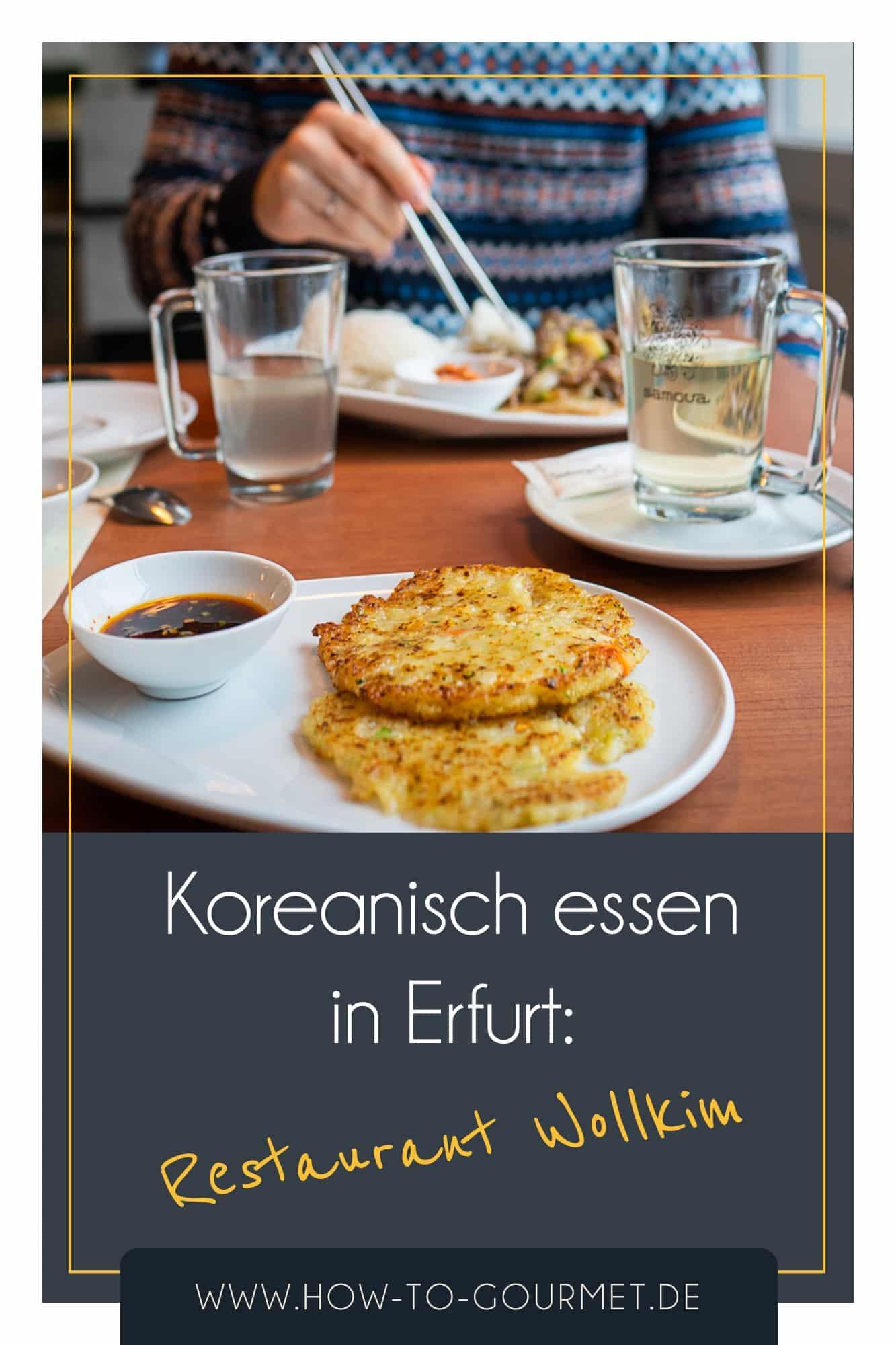 Koreaner Domplatz Erfurt