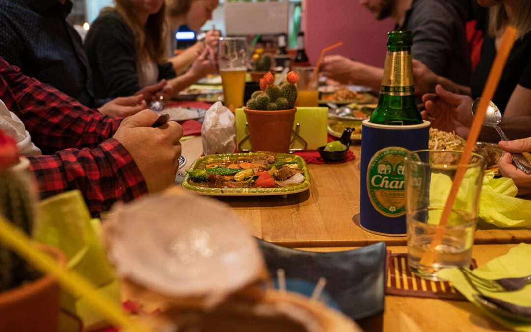 Thailändisch essen in Erfurt – 3 Thai Bistros im Test