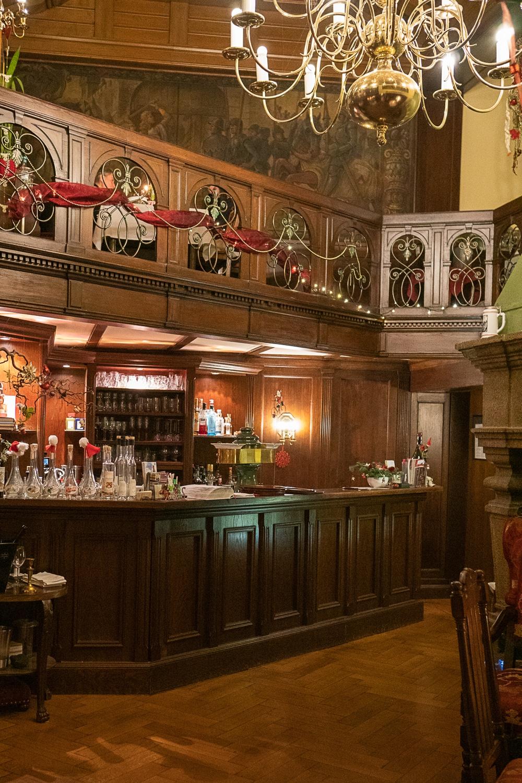 Das Restaurant Turmschänke in Eisenach