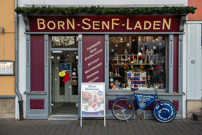 Born Senf Laden Erfurt