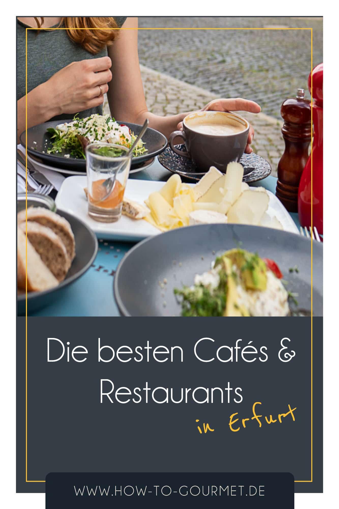 Food Tour durch Erfurt