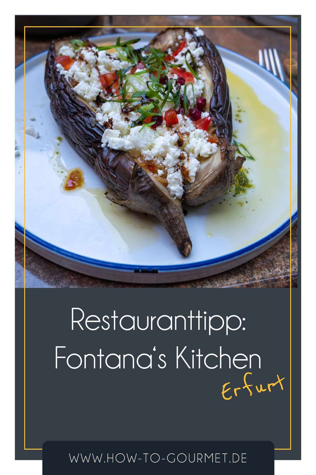 Fontanas kitchen erfurt