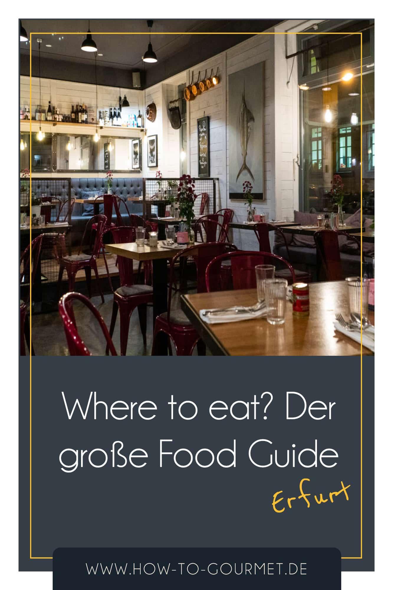 Erfurt Food