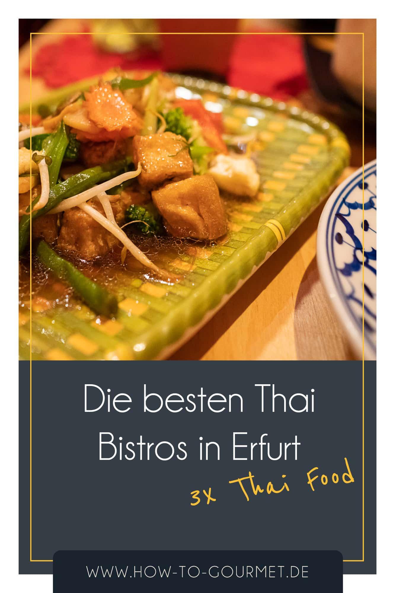 Thailänder Erfurt