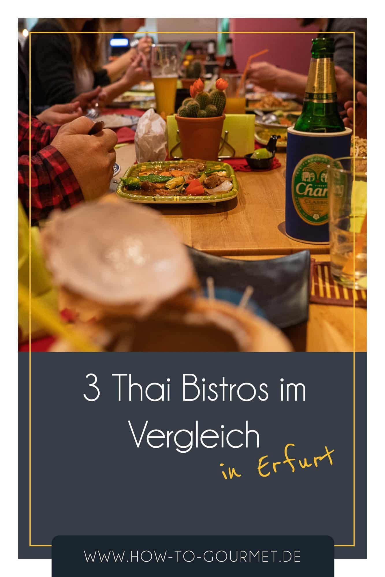 Thai essen Erfurt
