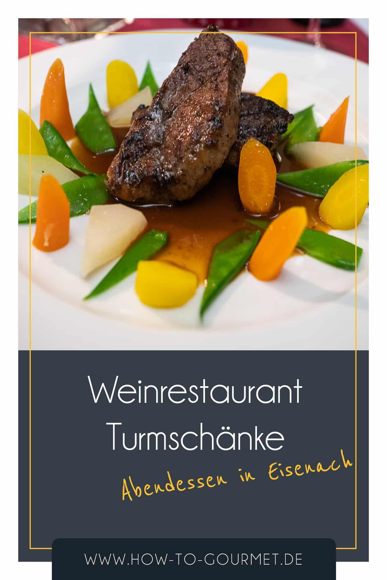 Essen gehen Eisenach