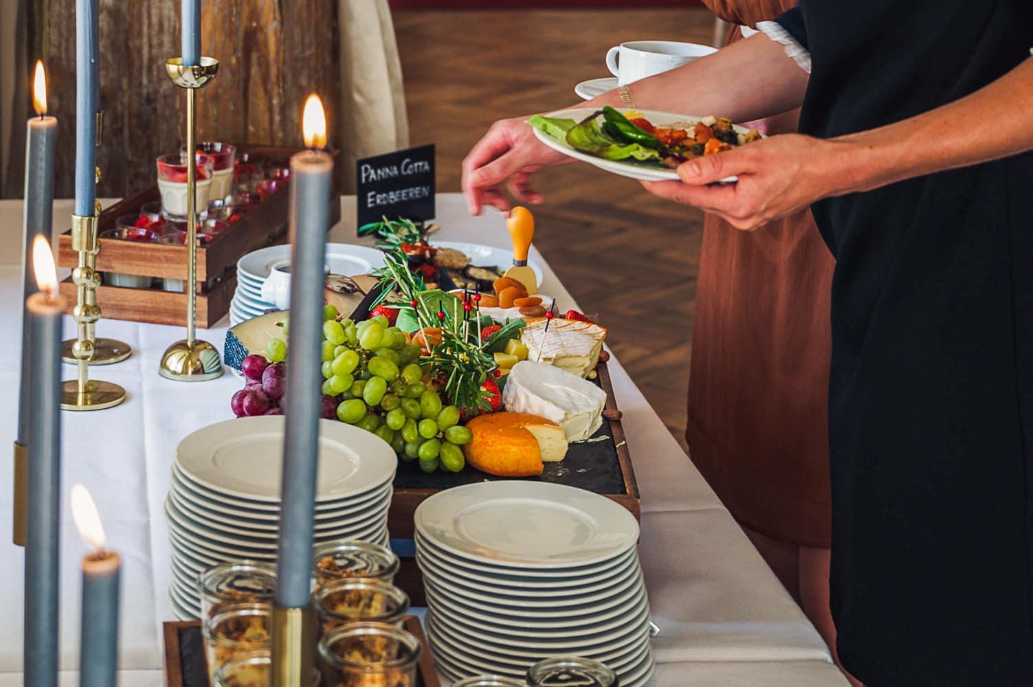 Cateringservice für Hochzeit Weimar