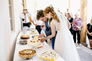 Hochzeitstorte aus Weimar von Koriat