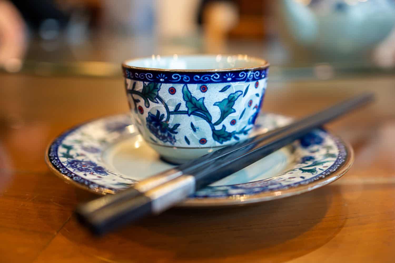 chinesisches Geschirr