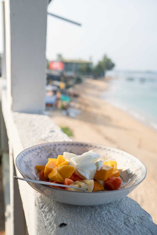 Obst in Sri Lanka kaufen