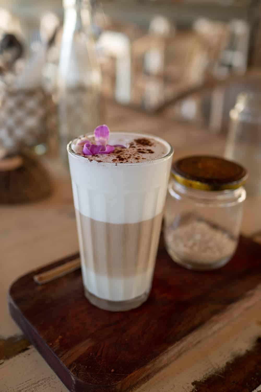 kaffee in Hikkaduwa