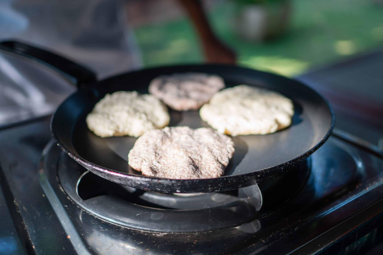 Coconut Roti
