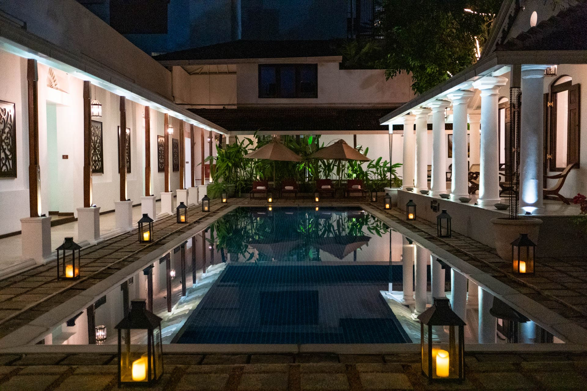 Schickes Restaurant in Colombo