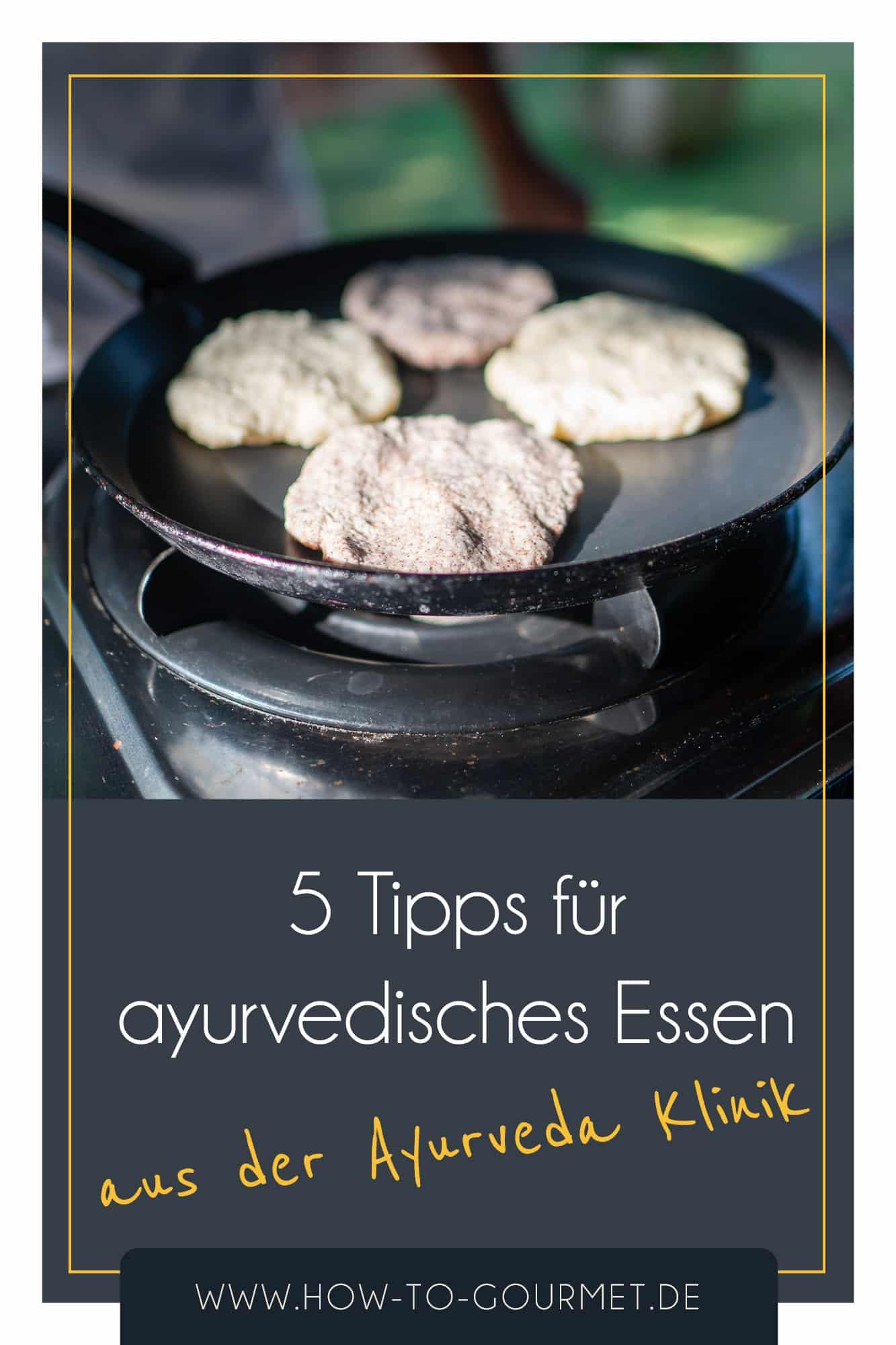 ayurvedisch essen tipps