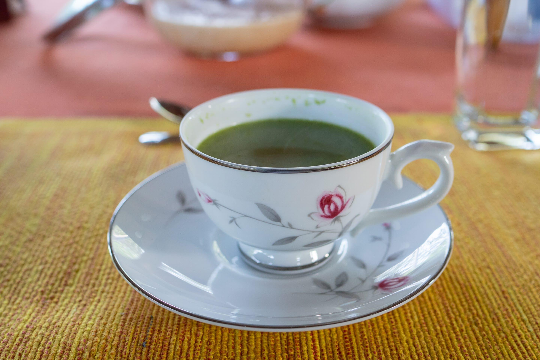 Grüne Suppe Ayurveda