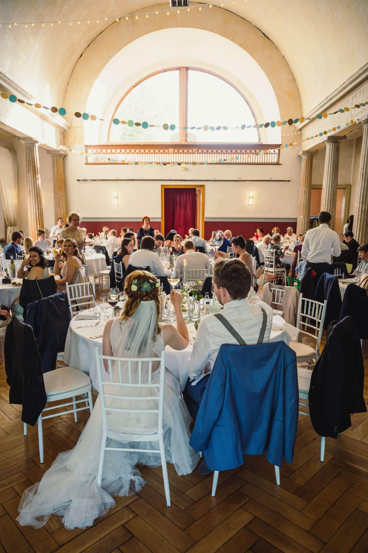 Getränke bei einer Hochzeit in Thüringen