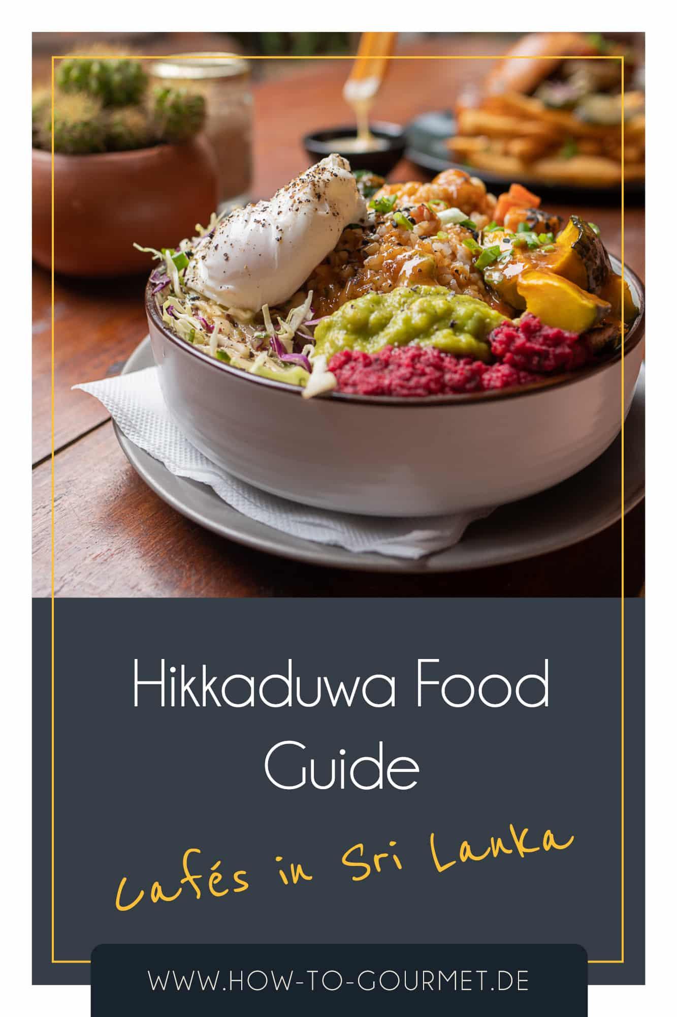 Food Guide Hikkaduwa