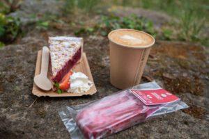 Cafés in Erfurt mit Kaffee und Kuchen zum Mitnehmen