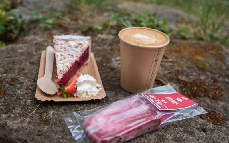 #keeperfurtalive Kaffee und Kuchen zum Mitnehmen in Erfurt