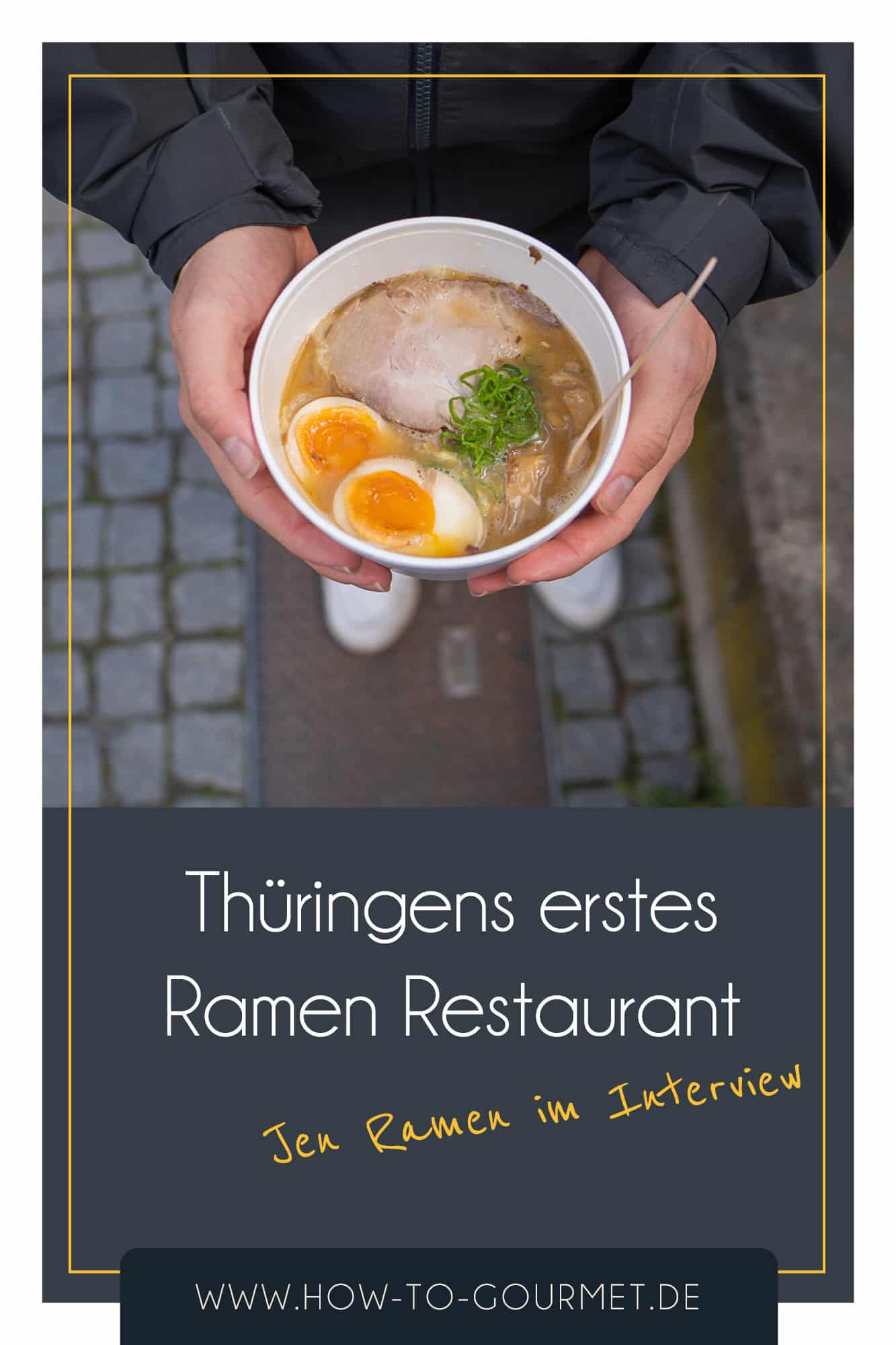 Jen Ramen Neueröffnung Erfurt