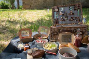 Picknickkorb aus dem Magda in Alach