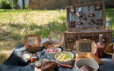 Fahrradtour mit Genießer-Picknick vom Magda in Alach
