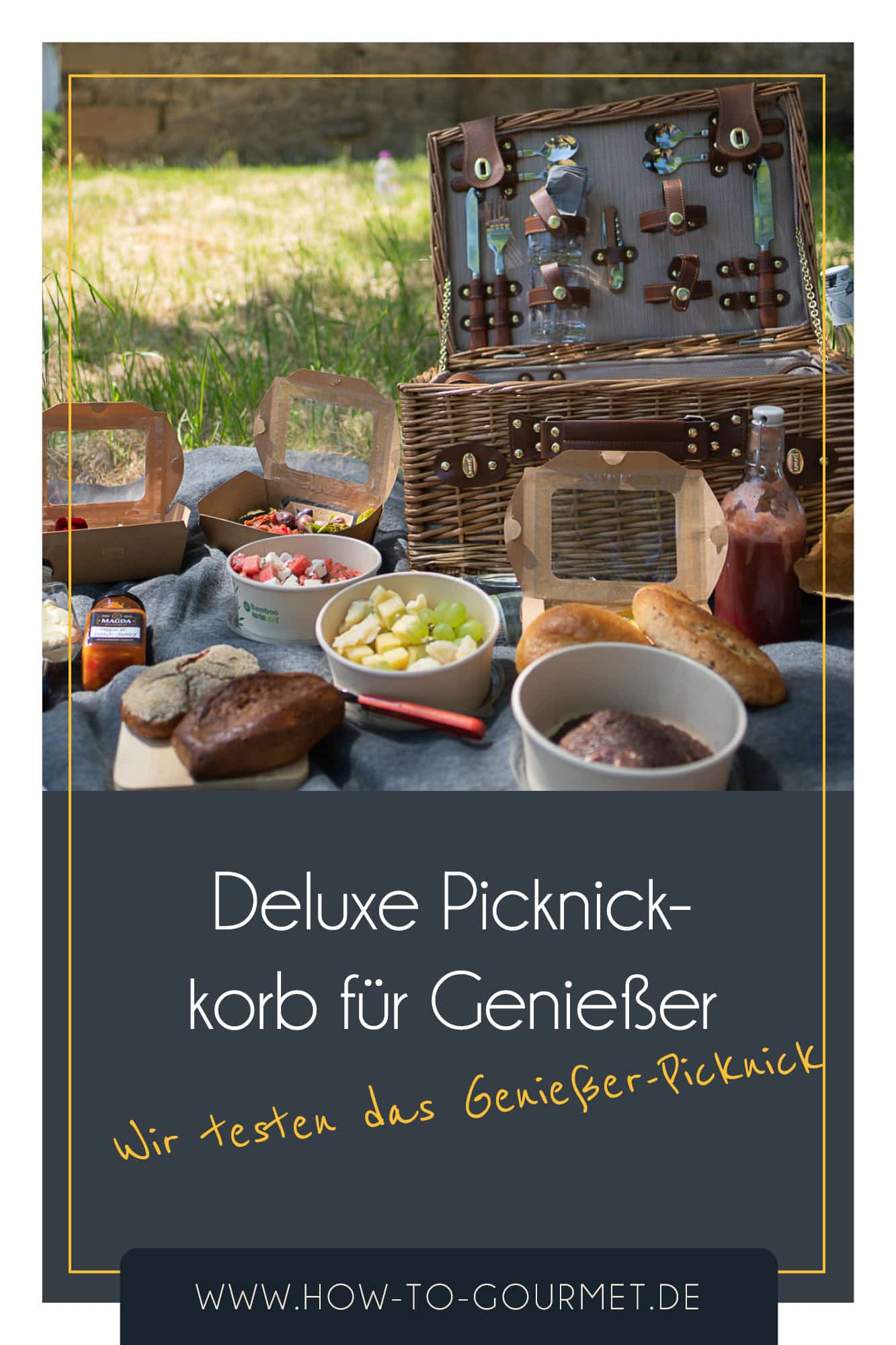Picknick im Magda